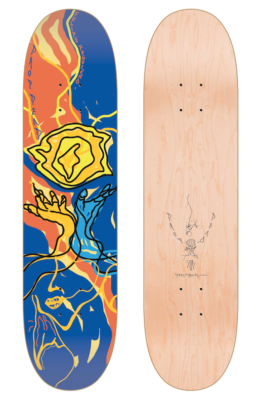 @felipe.foguinho for @dropdeadskateboard - S.2018 ''projeto digital''
